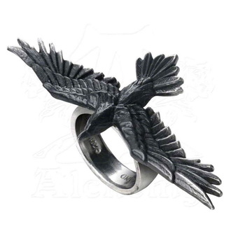 prstan ALCHEMY GOTHIC - Pewter Ring, ALCHEMY GOTHIC