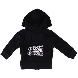 jopa s kapuco otroci Ozzy Osbourne - Logo - Metal-Kids