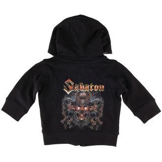 jopa s kapuco otroci Sabaton - Metalizer - Metal-Kids, Metal-Kids, Sabaton