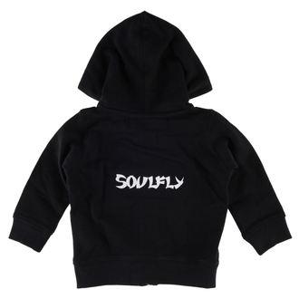 jopa s kapuco otroci Soulfly - Logo - Metal-Kids, Metal-Kids, Soulfly