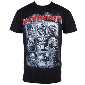 majica kovinski moški Iron Maiden - - ROCK OFF - IMTEE47MB