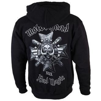 jopa s kapuco moški Motörhead - Bad Magic - ROCK OFF, ROCK OFF, Motörhead