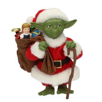 figurica Star Wars - Yoda Santa Claus, NNM