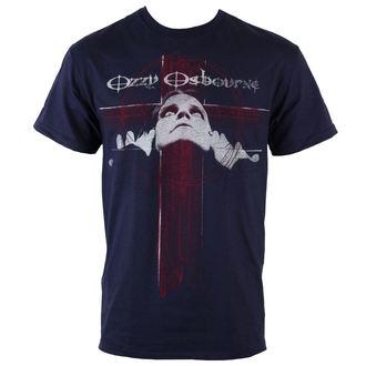 majica kovinski moški Ozzy Osbourne - Lookup Ozzyt Navy - BRAVADO, BRAVADO, Ozzy Osbourne