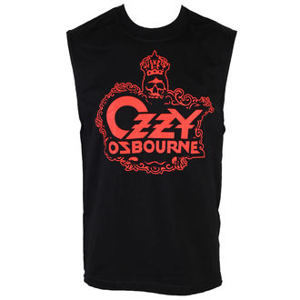 na vrh moški Ozzy Osbourne - Skull Logo - Bravado, BRAVADO, Ozzy Osbourne