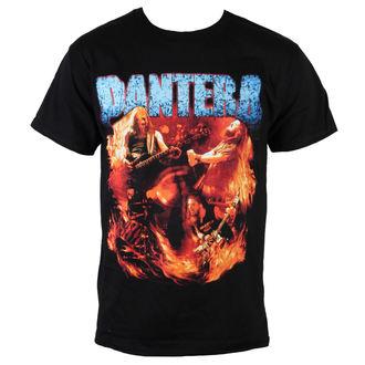 majica kovinski moški Pantera - Flames Vintage - BRAVADO, BRAVADO, Pantera
