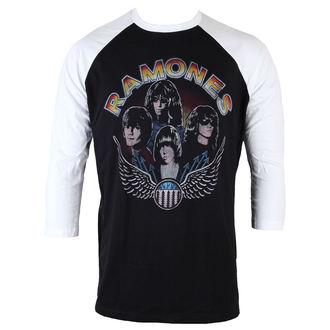 majica kovinski moški Ramones - Vintage Wings - BRAVADO, BRAVADO, Ramones