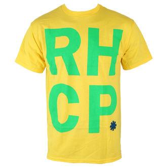 majica kovinski moški Red Hot Chili Peppers - Brazil Colors - BRAVADO, BRAVADO, Red Hot Chili Peppers