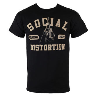 Metal majica moški Social Distortion - Boxing Gloves - BRAVADO, BRAVADO, Social Distortion