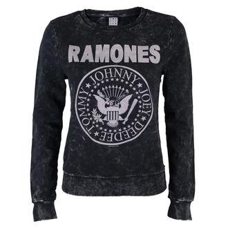 jopica ženske Ramones - Macrame Sweat - AMPLIFIED, AMPLIFIED, Ramones