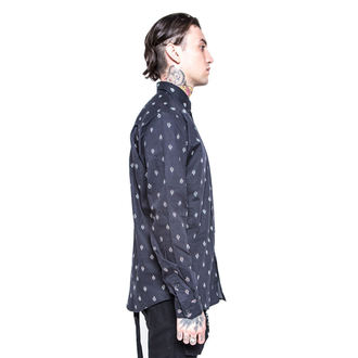 majica moški IRON FIST - GFY - Črno, IRON FIST