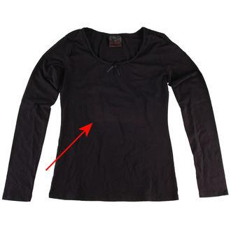 Ženske majica z dolgo rokav QUEEN OF DARKNESS - ZAŠČITA - N243