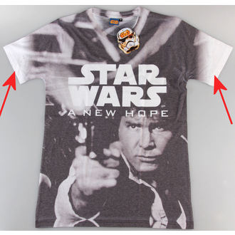 majica moški Star Wars - A Novo Upam (Barva Sub) - PLASTIC HEAD - ZAŠČITA, PLASTIC HEAD
