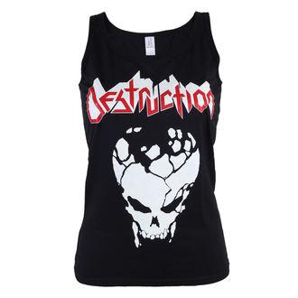 na vrh ženske Destruction - Skull GTT - ART-WORX, ART WORX, Destruction