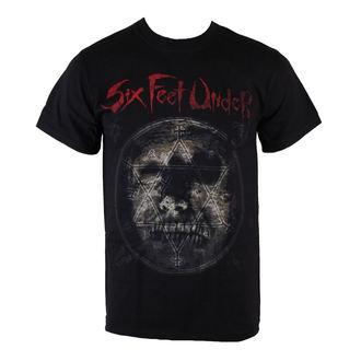 majica kovinski moški Six Feet Under - Rotten Head - ART WORX, ART WORX, Six Feet Under