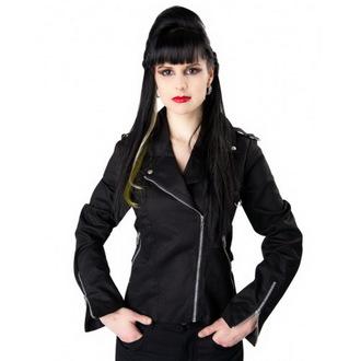 spomladi / jeseni jakna ženske - Biker - BLACK PISTOL, BLACK PISTOL