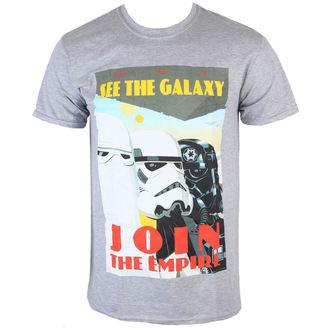 film majica moški Star Wars - Join The Empire - INDIEGO, INDIEGO, Star Wars