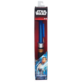 svetloba meč Star Wars - Obi-Wan Kenobi ( Epizoda 3rd ) - Modra, NNM