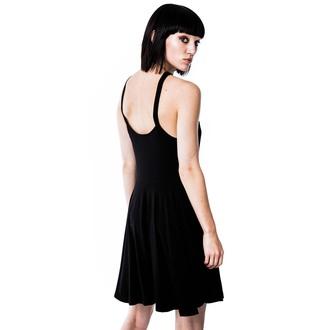 Ženska obleka KILLSTAR - Magi Skater - Črno, KILLSTAR
