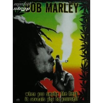 Zastava Bob Marley - Herb - HFL0941