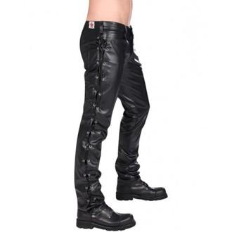 hlače moški Black Pistol - Logo Hlače Skye (Črno), BLACK PISTOL