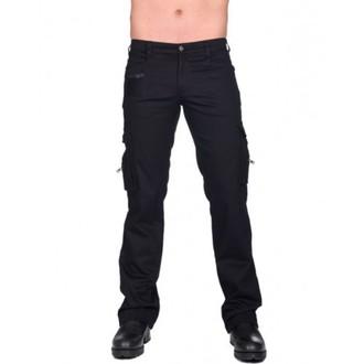 hlače moški BLACK PISTOL - Combat Pants Denim - (Črno), BLACK PISTOL