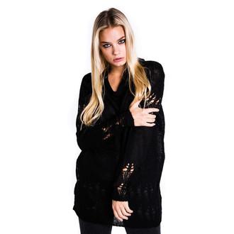 pulover (unisex) KILLSTAR - Creep Knit - Črno, KILLSTAR