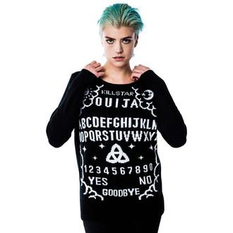 pulover (unisex) KILLSTAR - Ouija - Črno, KILLSTAR