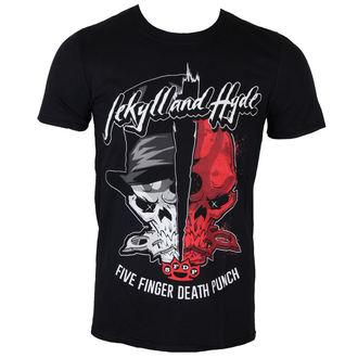 majica kovinski moški Five Finger Death Punch - Jekyll & Hyde - ROCK OFF, ROCK OFF, Five Finger Death Punch