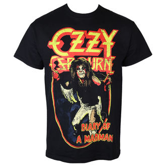 majica kovinski moški Ozzy Osbourne - Diary Of A Madman - ROCK OFF, ROCK OFF, Ozzy Osbourne