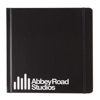 pisanje notepad Beatles - Abbey Road - Logo - ROCK OFF, ROCK OFF, Beatles