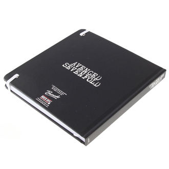 pisanje notepad Avenged Sevenfold - Classic Deathbat - ROCK OFF, ROCK OFF, Avenged Sevenfold
