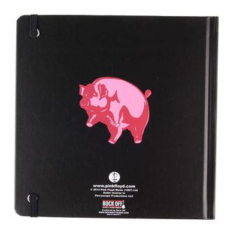 beležka Pink Floyd - Animals - ROCK OFF, ROCK OFF, Pink Floyd