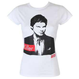 film majica ženske Dexter - Killer - HYBRIS, HYBRIS, Dexter