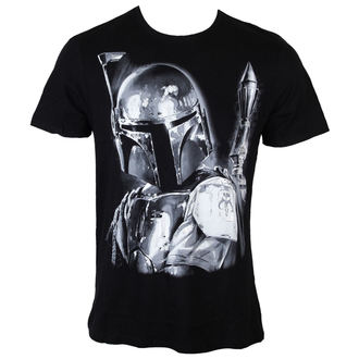 film majica moški Star Wars - Boba Fett Silver Millar - LEGEND, LEGEND, Star Wars