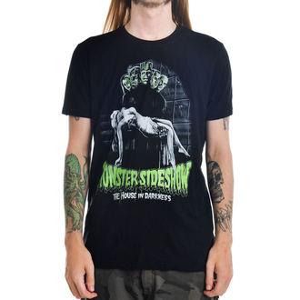majica gotsko in punk moški - Monster Sideshow - TOO FAST, TOO FAST