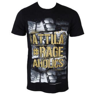 majica kovinski moški Attila - Rageaholics - PLASTIC HEAD, PLASTIC HEAD, Attila