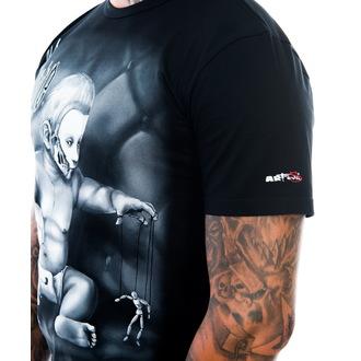 majica moški - Alone - ART BY EVIL, ART BY EVIL
