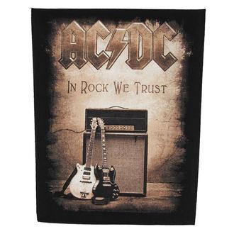 Našitek velik AC / DC - V Rock Mi Zaupanje - RAZAMATAZ, RAZAMATAZ, AC-DC