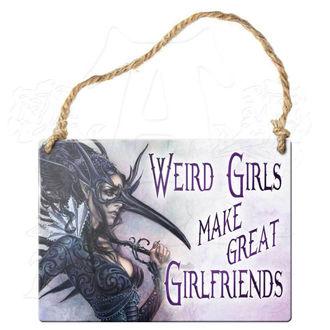 visi plošča ALCHEMY GOTHIC - Weird Girls Make Great Girlfriends, ALCHEMY GOTHIC