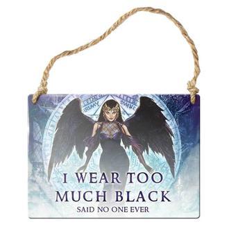 visi plošča ALCHEMY GOTHIC - I Wear Too Much Black, ALCHEMY GOTHIC