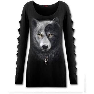 majica ženske - Wolf Chi - SPIRAL