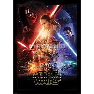 plakat Star Wars - Episode VII - Ena List - PYRAMID POSTERS, PYRAMID POSTERS