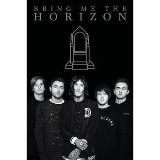 plakat Bring Me The Horizon - Band - PYRAMID POSTERS, PYRAMID POSTERS, Bring Me The Horizon