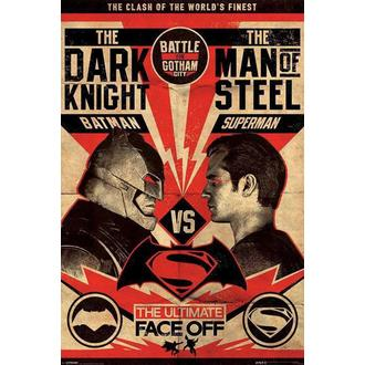 plakat Batman Vs Superman - Flight Poster- PYRAMID POSTERS, PYRAMID POSTERS