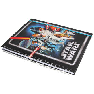 pisanje notepad Star Wars - A New Hope - PYRAMID POSTERS, PYRAMID POSTERS