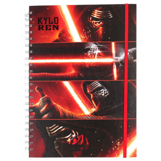 beležka Star Wars - Episode VII - Split - PYRAMID POSTERS, PYRAMID POSTERS, Star Wars