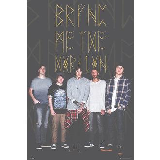 plakat Bring Me The Horizon - Group Black, GB posters, Bring Me The Horizon