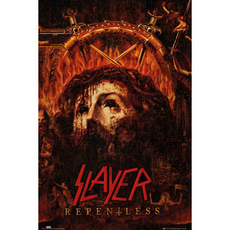 plakat Slayer - Repentless - GB posters, GB posters, Slayer