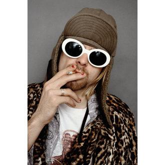 plakat Kurt Cobain - Colour - GB posters, GB posters, Nirvana